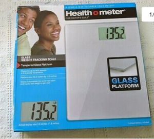 HEALTH O METER WEIGHT TRACKING SCALE for Sale in Bristol, VA