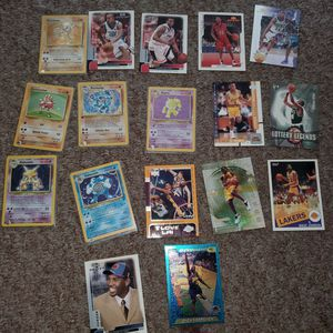 Pokemon and nba cards for Sale in Garden Grove, CA