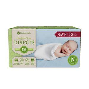 Newborn diapers for Sale in Westland, MI