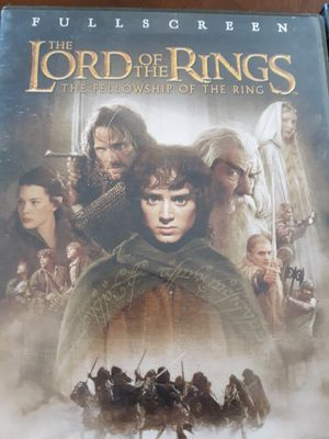 FREE FREE Lord of the rings DVD'S for Sale in Orlando, FL