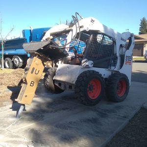 Dump Truck BOBCAT for Sale in South El Monte, CA
