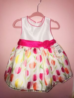 Easter dresses for little girls. Various sizes for Sale in Gainesville, VA