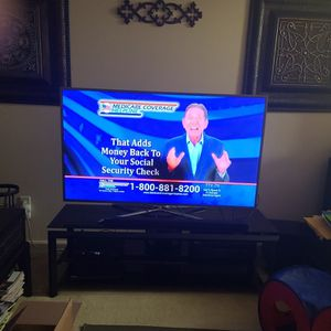 60 Inch SAMSUNG FLAT SCREEN for Sale in Rockville, MD