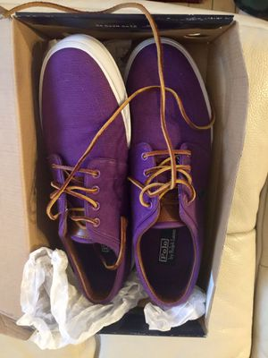 Polo Purple Size 12 for Sale in Philadelphia, PA