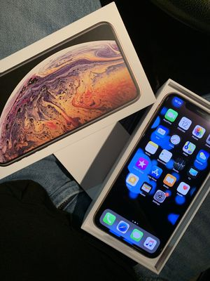 iPhone XS Max Rosegold unlocked for Sale in Salt Lake City, UT