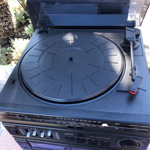 Panasonic Record player Cassette player recoder AM/FM for Sale in Chula Vista, CA