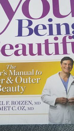 You Being Beautiful Book By Dr Oz for Sale in Glendora,  CA