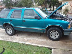 1995 Chevy blazer for Sale in San Antonio, TX