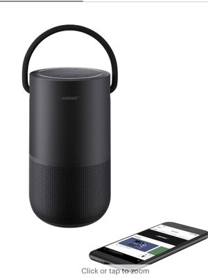 BRAND NEW BOSE PORTABLE HOME SPEAKER model#{contact info removed} for Sale in Santa Ana, CA