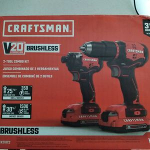 Craftsman 2 Drill Combo Kit for Sale in Fontana, CA