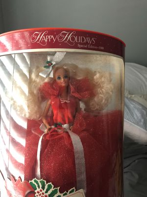 Vintage 1988 limited addition red Barbie in original box NEVER OPENED !! for Sale in Scottsdale, AZ
