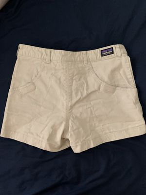 Patagonia Women's Khaki Shorts Size 4 for Sale in Torrance, CA