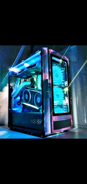 RTX 2080 ti *ONE OF A KIND* custom gaming PC *only 3 ever made* 1 left #highest component parts ever made for Sale in Las Vegas, NV