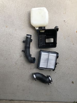 2008-14 subaru etc sti turbo, exhaust, top mount inter cooler and intake for Sale in Arvada, CO