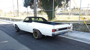 1972 chevy el camino project for Sale in ALAMEDA, CA