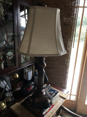 3 way Lamp brand new for Sale in Millstone, NJ