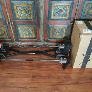 Bowflex SelectTech 2080 Barbell With Stand for Sale in Peoria, AZ