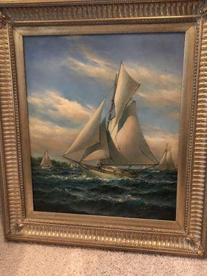 Painting Sailing for Sale in Alexandria, VA