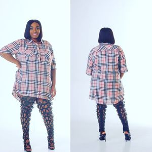 New plus size Burberry shirt dress for Sale in Orlando, FL