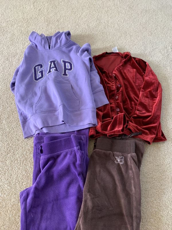Girls 5-6 fall and winter clothes