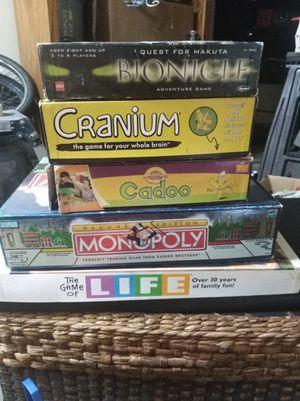Board games for Sale in Ashland, MO