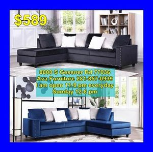 beautiful sectional sofa for Sale in Houston, TX