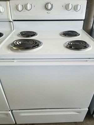 Whirlpool stove coil for Sale in Tampa, FL
