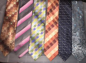 7 Van Heusen Ties for Sale in Kinston, NC
