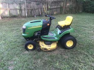 John Deere Riding Mower for Sale in Lockhart, FL