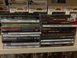 cd music for Sale in Manassas, VA