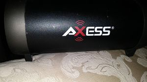 Axess blutooth speaker with built in equalizer. Multimode. for Sale in Wichita, KS