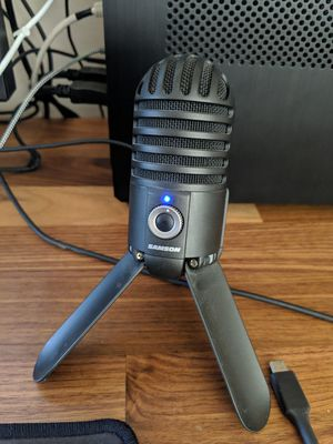 Samson meteor Mic for Sale in Santa Monica, CA