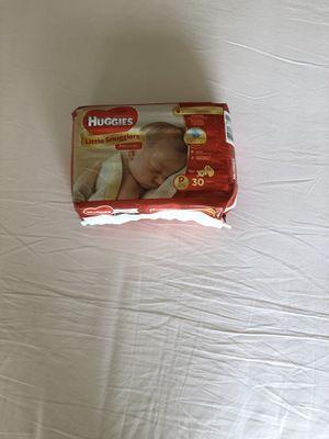 Huggies diapers Preemie for Sale in Arlington, VA
