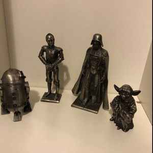 Star Wars Pewter Bar Set for Sale in Poway, CA
