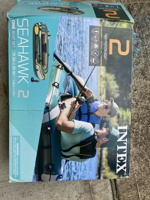 Two person inflatable boat for Sale in Cypress, TX
