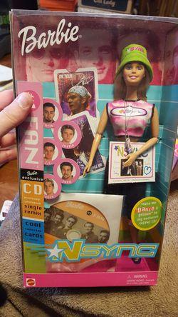 NSYNC barbie fan dolls. for Sale in Woonsocket,  RI