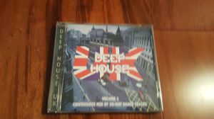 Deep House Vol 1 Continuous Mix of 20 Hot Dance Tracks - DMR 41294 UK, cd for Sale in Orlando, FL