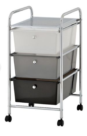 Grey Ombré Storage Cart for Sale in Long Beach, CA