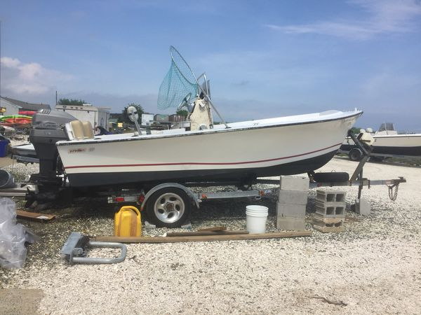 Proline boat 17 ft center console fishing boat sale or trade for Ford Escape Explorer or Jeep