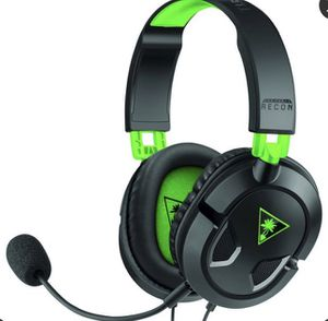 Xbox One Turtle Beach Headset(Foam Mic Cover not included) for Sale in Fort Lauderdale, FL