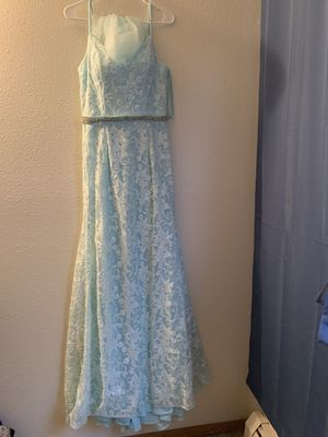 Wedding Dress. Size 10. Used once for Sale in Anchorage, AK