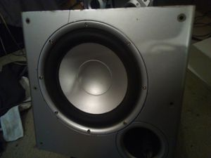 Polk Audio Powered subwoofer for Sale in Lake Stevens, WA