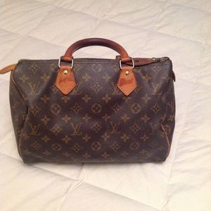 Louis Vuitton bag speedy 30 for Sale in Charlotte, NC