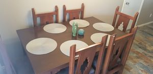 Kitchen table with 6 chairs for Sale in Glendale, AZ