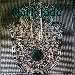 Tranquil Balance Dark Jade Worry Charm 925 Necklace Luck Prosperity for Sale in Spokane, WA