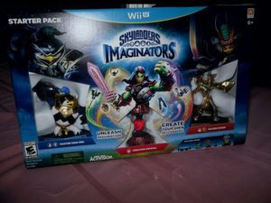 wii u skylander imaginators master king pen starter pack for Sale in Chicago, IL