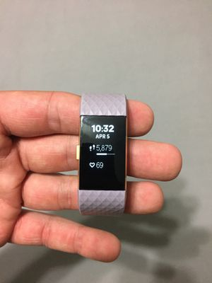 Fitbit Special Edition Lavender Rose Gold Used for Sale in Miami, FL