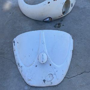 VW Volkswagen Bug Rear Deck lid And Left Fender for Sale in Corona, CA