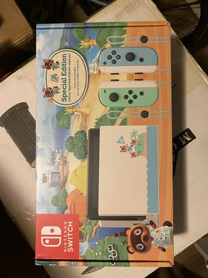 Brand new animal crossing Nintendo switch for Sale in Miami, FL