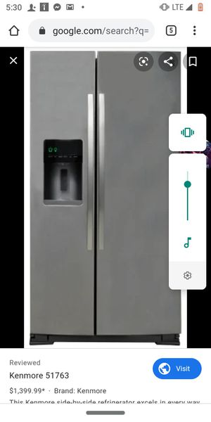 Kenmore refrigerator used for Sale in Orange, CA